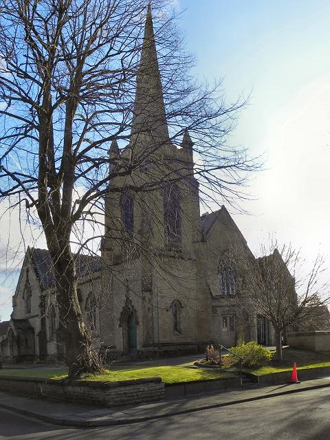 St Anne's Parish Church