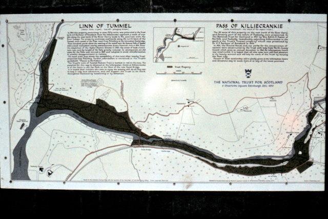 Pass of Killiecrankie - 1981