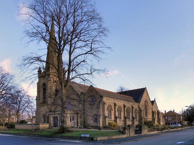 Parish Church of St Anne, Sale