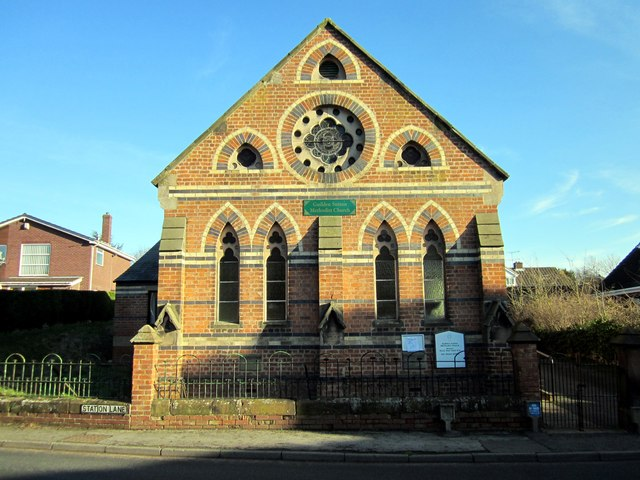Guilden Sutton Methodist Church