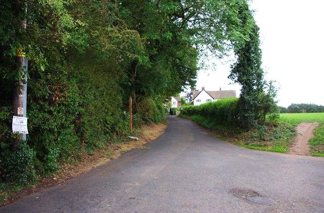 Higford Lane, Beckbury