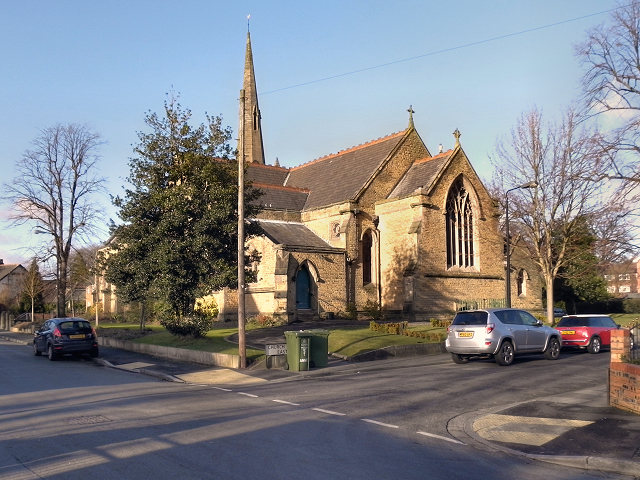 St Anne's Church, Sale