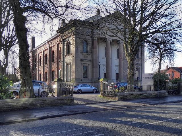 Former Trinity Chapel