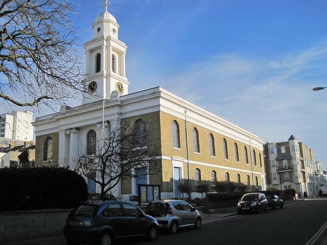 St George's Church, Kemp Town, Brighton