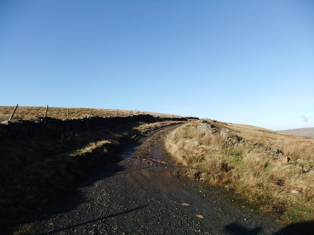The Barbon Road