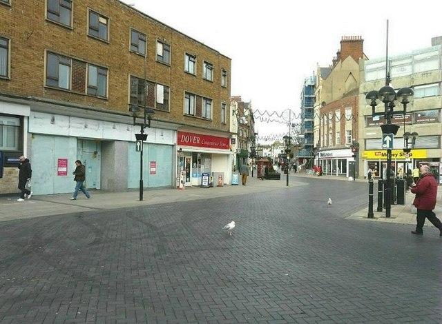 Market Square, Dover