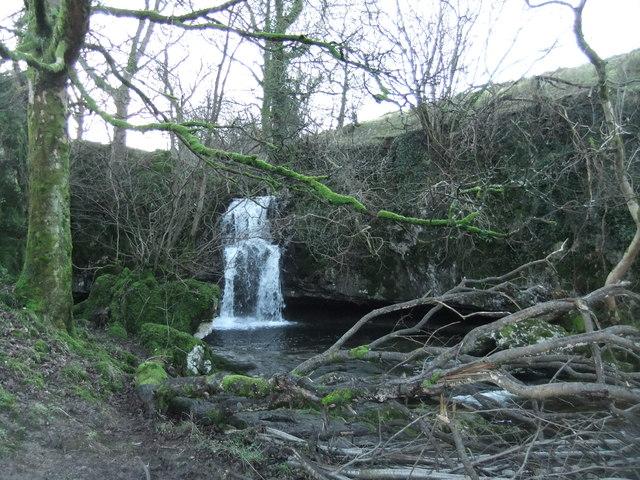 Waterfall,Gastack Beck