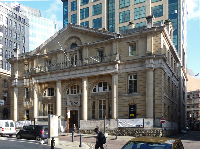 Former Branch Bank of England, King Street, Manchester
