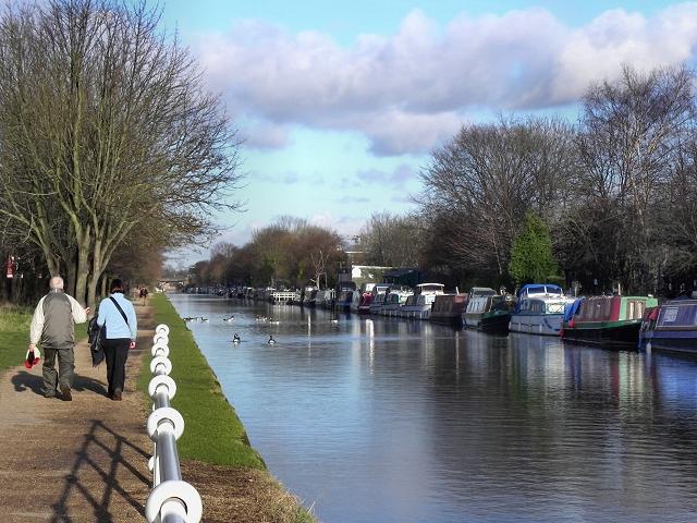 Bridgewater Canal, Brooklands
