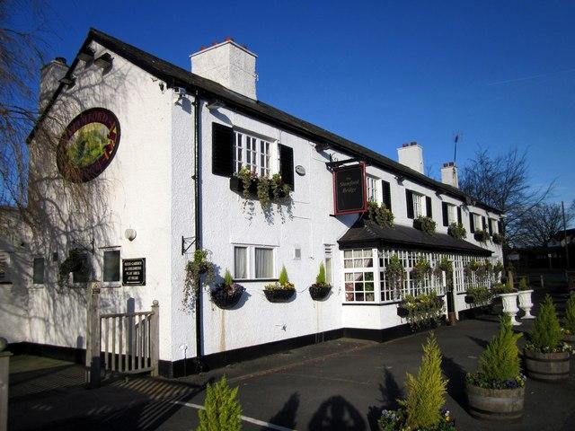 The Stamford Bridge pub and restaurant