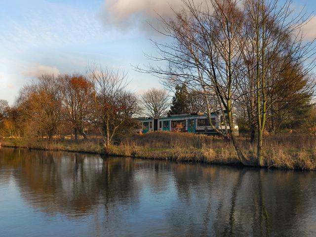 Bridgewater Canal and Metrolink