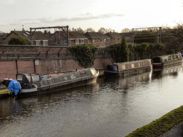 Bridgewater Canal, Timperley