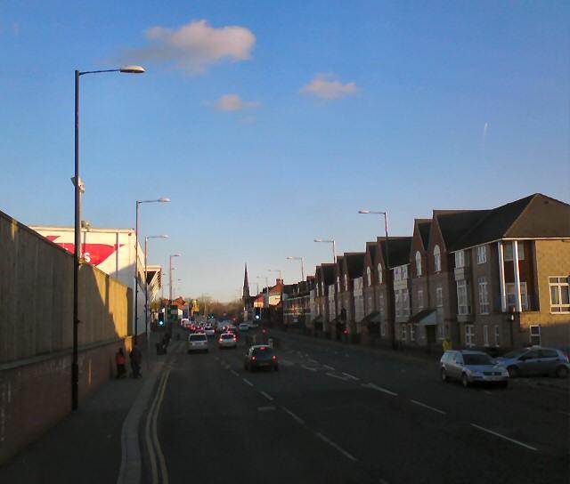 Hyde Road, Gorton