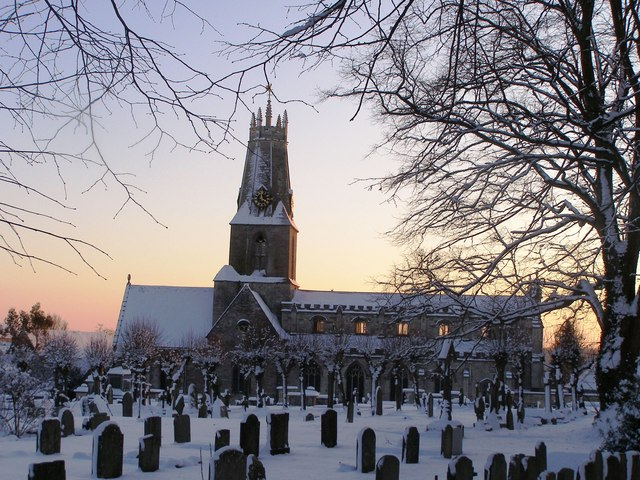 Holy Trinity Church Minchinhampton
