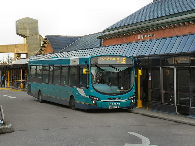 Altrincham Transport Interchange