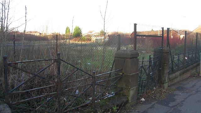 School site, Merrywell Road
