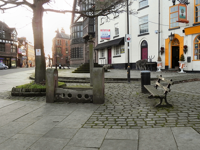 Old Market Place, Stocks and Whipping Post