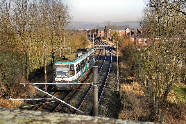 Metrolink Tramway