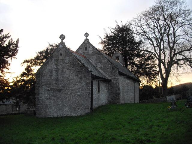 Church of St Peter, Old Cogan