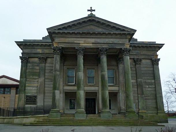 Greek Orthodox Church of the Annunciation, Bury New Road, Broughton