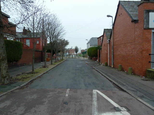 Tully Street, Broughton