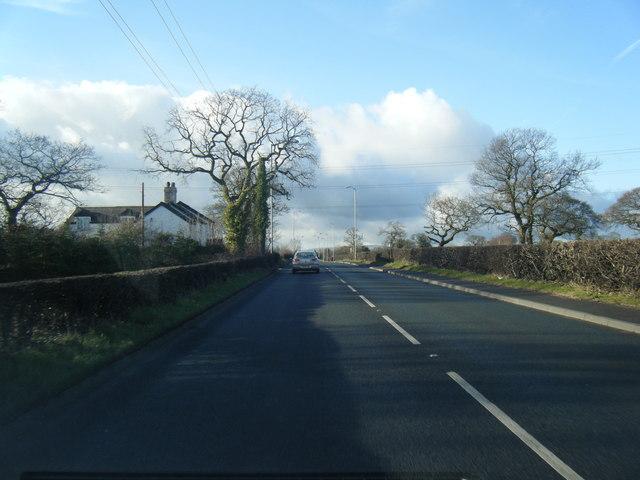 A494 Mold Road