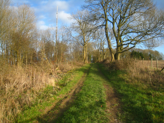 Path towards the wireless station