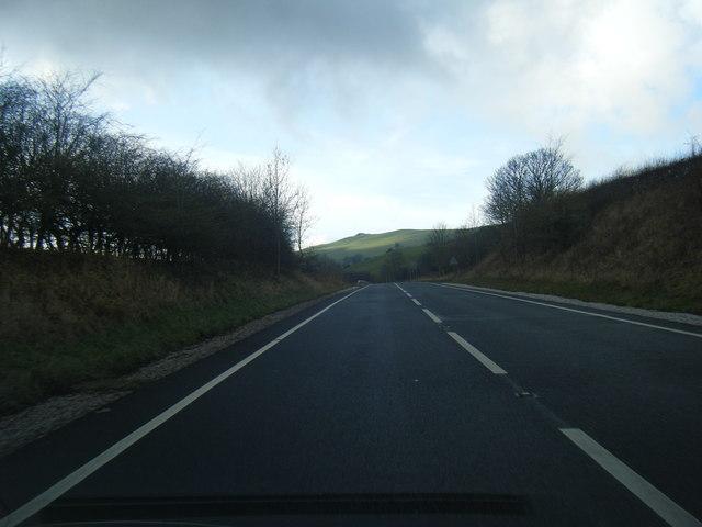 A494 near Ty-isaf