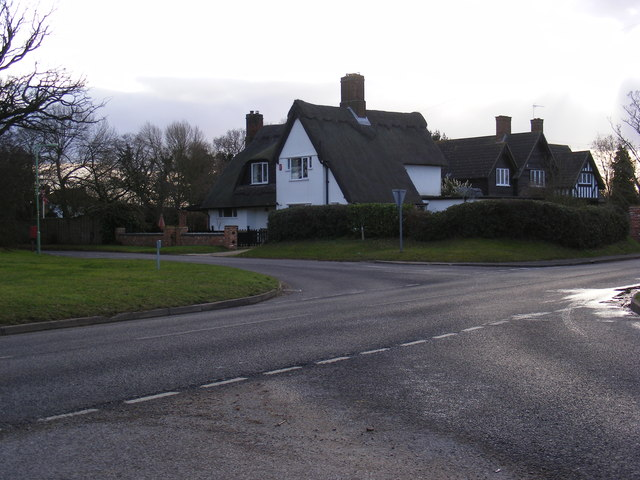 Bent Lane, Rushmere St Andrew