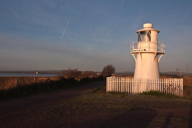 The East Usk Lighthouse