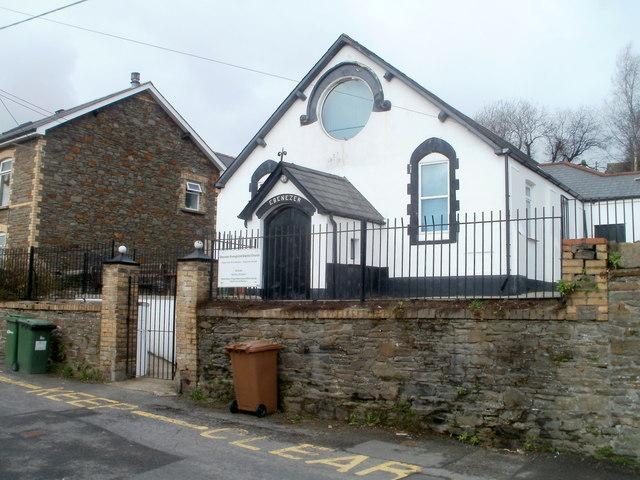 Ebenezer Evangelical Baptist Church, Machen