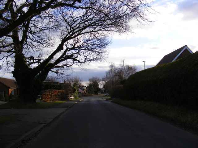Bent Lane, Rushmere St Andrew