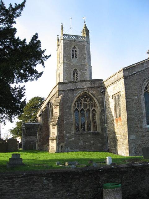 Holy Trinity Church Nailsea