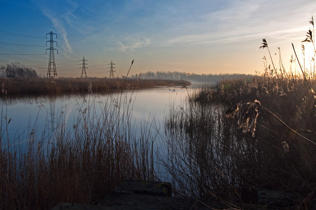 Newport Wetland Reserve - Uskmouth