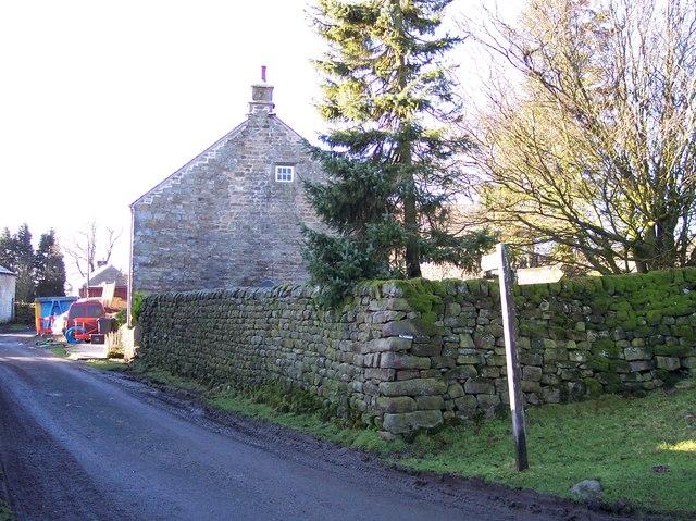 Signpost at Tarnbrook