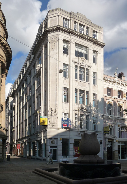 Old Bank Chambers, St Ann's Square, Manchester