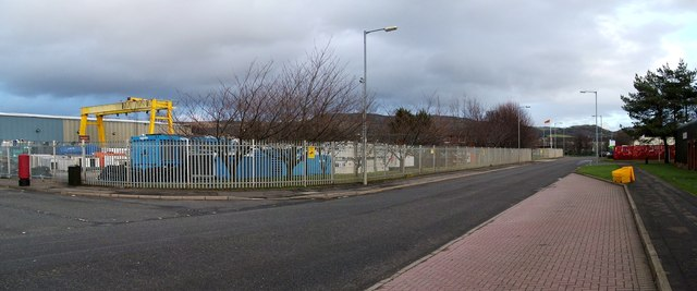 Poplar Road, Dumbarton