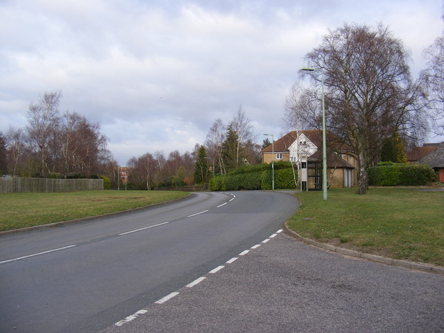 Eagle Way, Martlesham Heath