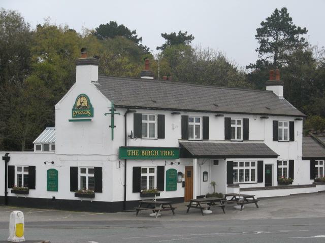Bardon Birch Tree Pub
