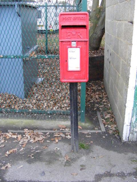 Falcon Caravans Milano Avenue Postbox