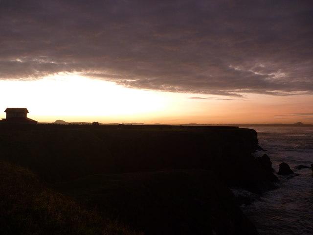 Coastal East Lothian : Dunbar Clifftop
