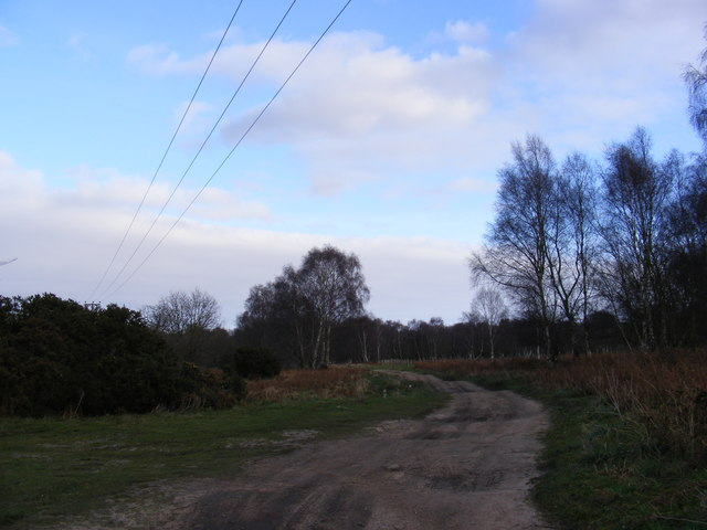 Byway to Westwood Lodge