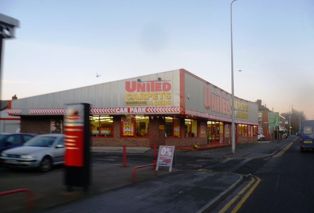 United Carpets - New Hall Lane