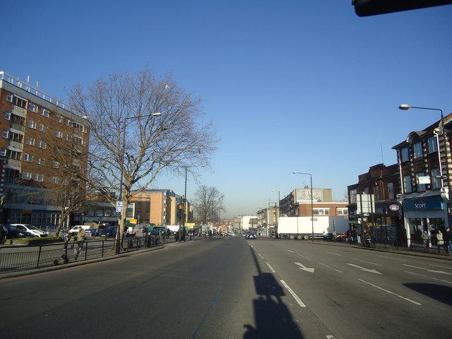 Stamford Hill, London N16