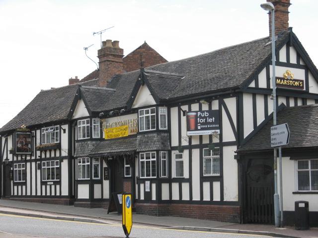 Barwell Blacksmiths Arms Pub