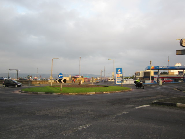 Port Rodie Roundabout