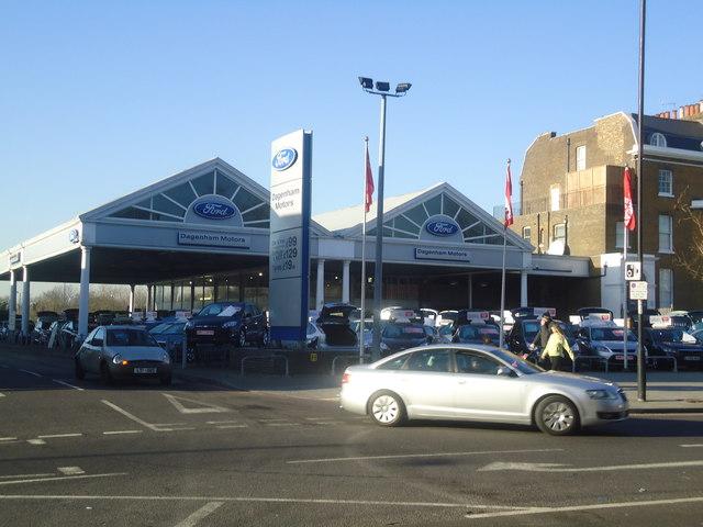 Dagenham Motors, Stamford Hill