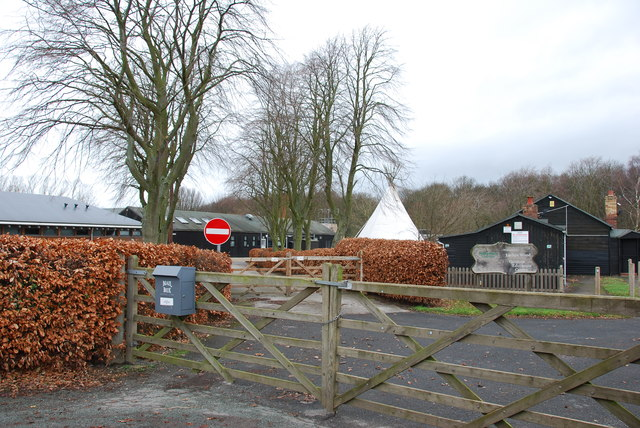 The Laches Wood Outdoor Centre