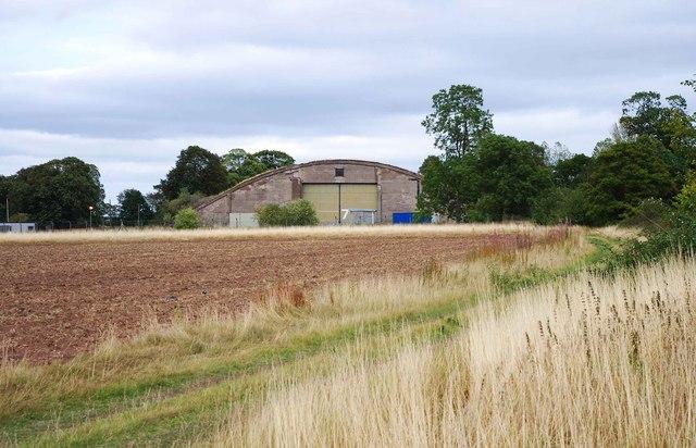 Hangar no. 7, RAF Cosford, near Albrighton