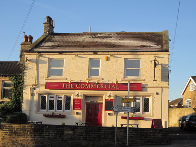 The Commercial on Greenside, Pudsey